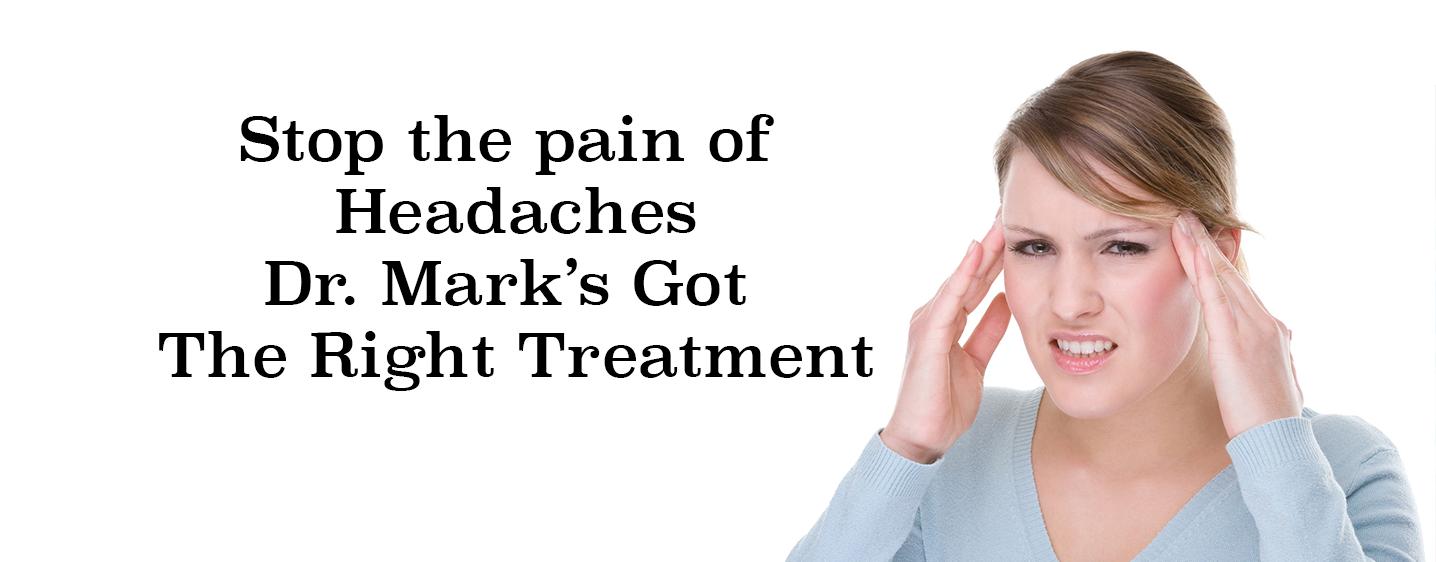 Orlando Chiropractic Treatment for Migraine Headaches