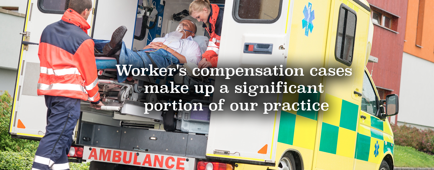 Chiropractic Care for Work Related Injuries